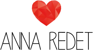 Anna redet. Logo